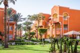 City of Egypt: building on streets of Safaga and Hurghada - 128266845