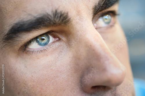 Juliste Macro shot of man's eye