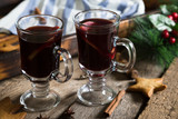 mulled wine, Christmas treats