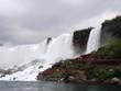 Niagara falls, American Falls and Bridal Veil Falls