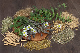 Herbs for Anxiety and Sleeping Disorders