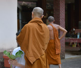 Ordain in Thailand Buddha culture.