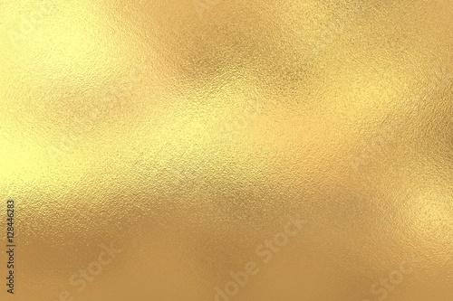 Naklejka Gold foil texture background
