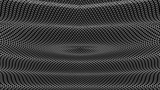 Abstract 3d background, seamless looping
