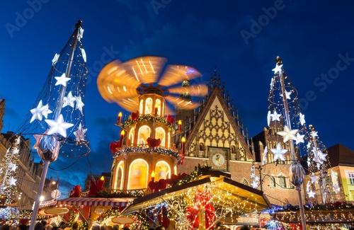 Jarmark Bożonarodzeniowy na Starym Mieście we Wrocławiu