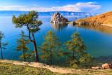 Fototapety Lake Baikal. Summer Day