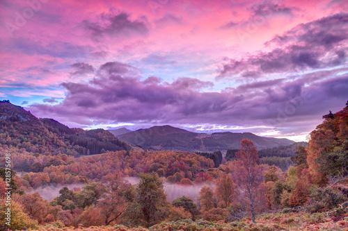 Valokuva River Tummel Sunrise - 2