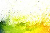 exploding green - 128580223