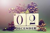 Christmas Advent Calendar for days until Christmas