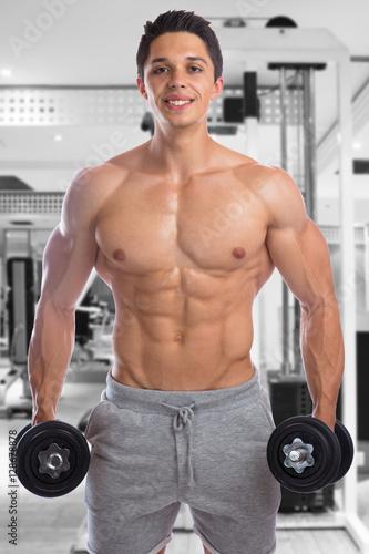 GamesAgeddon - Bodybuilder Bodybuilding Muskeln Training Fitness ...