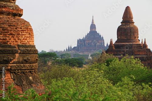 Poster Bagan View