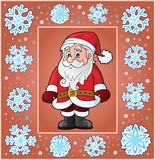Christmas decorative greeting card 6