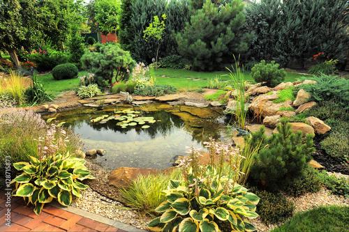 landscape design - 128715873