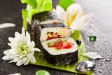 Maki Sushi Roll