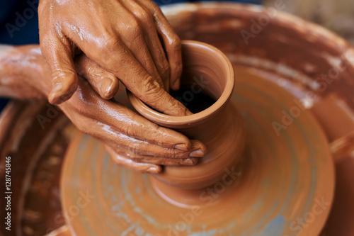 Poszter Art of pottery