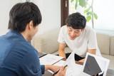 ビジネスイメージ(企画・打ち合わせ・説明・契約・営業)