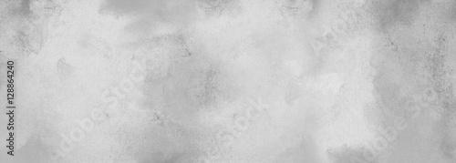Grey vintage textured background - 128864240