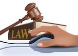 ricerca informazione  internet leggi