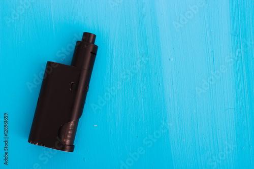 Poster E-cigarette or vaping device