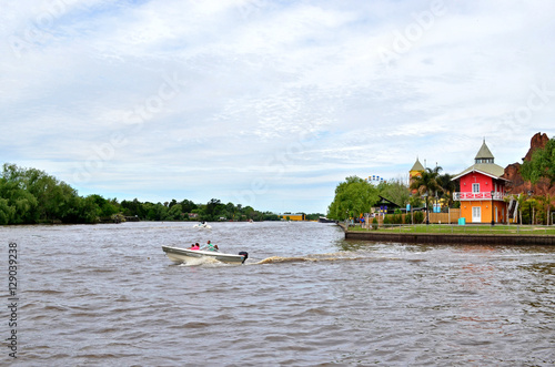 Foto op Canvas Buenos Aires Tigre y el Delta del Paraná