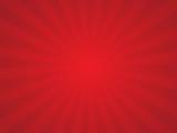 Sunburst red horizontal background - 129058009