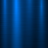 Fototapety Blue metal technology background with abstract polished, brushed texture, chrome, silver, steel, aluminum for design concepts, web, prints, posters, wallpapers, interfaces. Vector illustration.