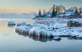 Fototapety Winter day