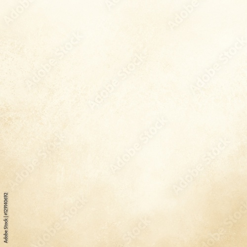 Plakat plain white background with yellowed vintage texture