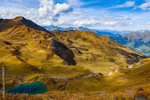 Alpen - Arosa - Schweiz Poster