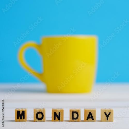Monday.