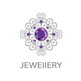 vector logo jewel
