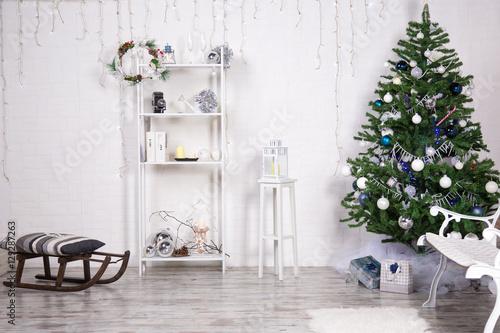 Poster Arredamento di Natale
