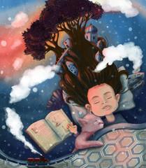 Winter child dream