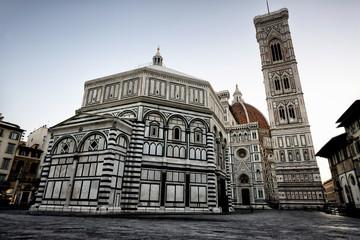Florence Cathedral Basilica di Santa Maria Del Fiore, Campanile di Giotto, Cupola del Brunelleschi X / Tuscany My city My love