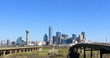 Panoramic Skyline of Dallas Texas