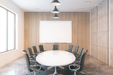 Conference room front