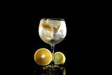 Gin Tonic con limón y naranja