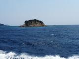 Krajobraz morski - Morze egejskie  (Grecja)