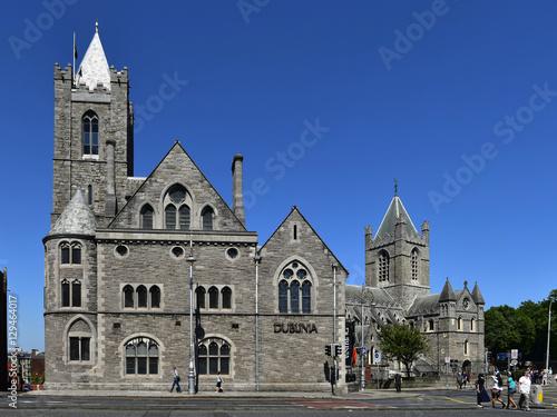 Poster Dublin - Dublinia