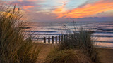 Beach At Sunrise - 129478894