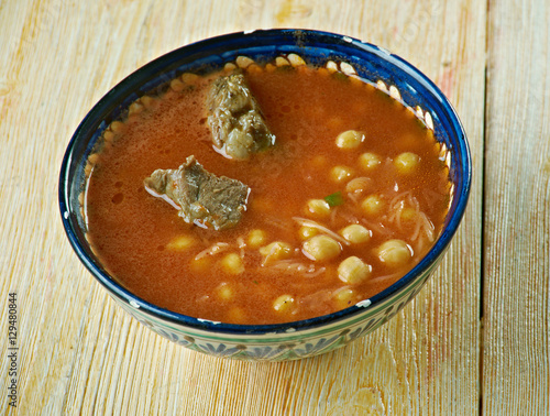 Moroccan soup Poster