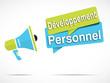 mégaphone : développement personnel