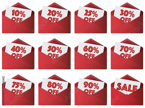 Sales Envelopes Poster
