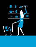 Spesa al supermarket