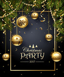 Christmas Party design