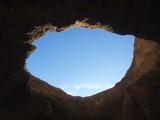 roccia cielo speranza