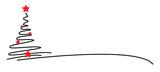 Albero di natale stilizzato - 129799617