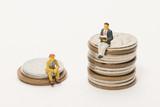 貧富の格差イメージ