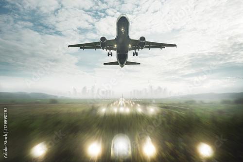 Plagát Airplane Starts