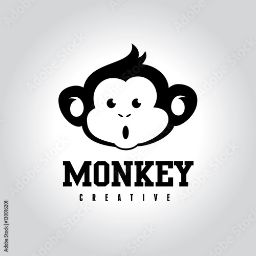 monkey logo template buy photos ap images detailview